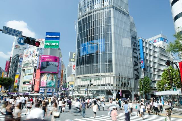 渋谷で看板広告を出すなら